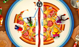Eatsa Pizza from Mario Party: The Top 100