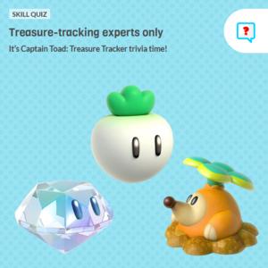 Icon for Captain Toad: Treasure Tracker Fun Quiz
