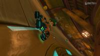 Dragon Driftway from Mario Kart 8