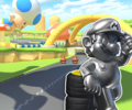 3DS Toad Circuit R from Mario Kart Tour.