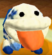 Cosy Poochy design from Poochy & Yoshi's Woolly World