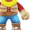 The Cowboy Outfit icon.