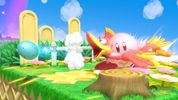 Kirby with  Banjo & Kazooie's copy ability