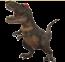 A T-Rex in Super Mario Odyssey