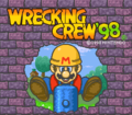 Wrecking Crew 98 title screen.png