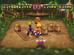 Banana Punch from Mario Party 5