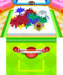 Splat-a-Stamp from Mario Party: Star Rush