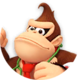 Icon of Dr. Donkey Kong from Dr. Mario World