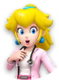 Icon of Dr. Peach from Dr. Mario World