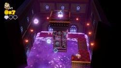 Shot of Ghost Gallery Gambit.