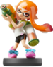 Inkling's amiibo for Super Smash Bros. Ultimate.