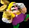 Mario Party 8 artwork: Wario