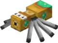 Minecraft Mario Mash-Up Cave Spider Render.png