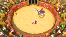 Off the Chain from Super Mario Party