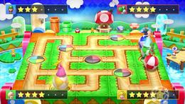 Balance Ball Brawl, from Mario Party 10.