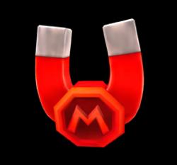 Magnet from Mario Kart Arcade GP DX