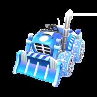 Ice Dozer from Mario Kart Tour