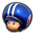 Toad (Pit Crew) from Mario Kart Tour