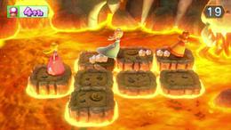 Magma Meltdown, from Mario Party 10.