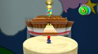 Undergrunt Gunner's Cake Planet.