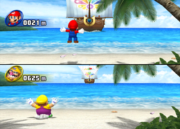 Attention Grabber from Mario Party 8
