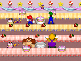 Cake Factory from Mario Party 2