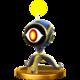 Killer Eye trophy from Super Smash Bros. for Wii U