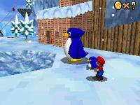 Li'l Penguin Lost SM64DS mission.png