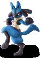 Lucario from Super Smash Bros. Ultimate