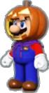 Mario's Pumpkin Costume icon in Mario Kart Live: Home Circuit