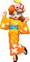 Daisy (Yukata) from Mario Kart Tour