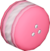 The Macaron_Pink tires from Mario Kart Tour