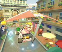 Toadette Cup Challenge from the Valentine's Tour of Mario Kart Tour