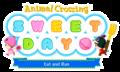 Animal Crossing Sweet Days logo of Nintendo Land