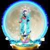 Greninja's Final Smash Trophy, from Super Smash Bros. for Wii U.
