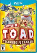 Final North American boxart for Captain Toad: Treasure Tracker