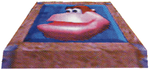 A Kong Switch, from Donkey Kong 64.