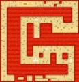 MKSC SNES Bowser Castle 2 Map.png