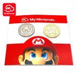 My Nintendo coin pin set reward