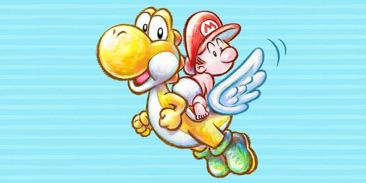 Picture shown with the second question in Trivia: Are you an expert Yoshi-ologist?