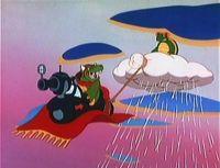 Mario and the Red Baron Koopa