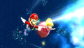 SMG Mario and Peach fly through space.png