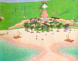 Gelato Beach