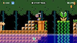 The Ninji Speedruns level The Speedventure of Link.