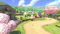 Animal Crossing MK8 DLC spring photo 2.png