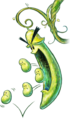 Big Beanie Artwork - Yoshi's New Island.png