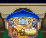 Daisy's Present Room from Mario Party 4