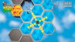 Honeycomb Skyway from Super Mario 3D World.