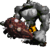 Kudgel in Donkey Kong Country 2: Diddy's Kong Quest.