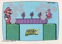 A Nintendo Game Pack scratch-off game card of Super Mario Bros. 2 (Screen 7 of 10)